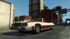 Buccaneer Final для GTA 4