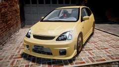 Honda Civic Type R 2005 для GTA 4