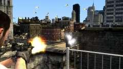 Micro Uzi для GTA 4
