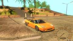 Honda NSX J2HIN для GTA San Andreas