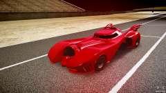 Batmobile Final для GTA 4