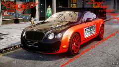 Bentley Continental SS 2010 Le Mansory [EPM]