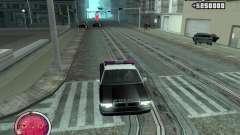 Дополнение к GTA IV HUD для GTA San Andreas
