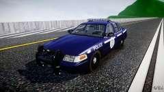 Ford Crown Victoria Homeland Security [ELS] для GTA 4