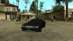 Elegy Carbon Style V 1.00 для GTA San Andreas