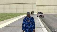 Hoody skin для GTA San Andreas
