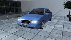 Mercedes Benz C220 для GTA San Andreas