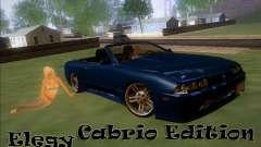 Elegy Cabrio Edition для GTA San Andreas