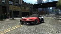 Toyota Supra Fredric Aasbo для GTA 4