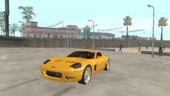 Ford Shelby GR1 для GTA San Andreas