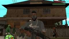 AK47 with GP-30