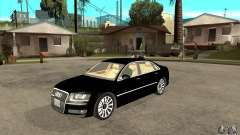 Audi A8 из Перевозчика 3