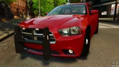 Dodge Charger RT Max FBI 2011 [ELS]
