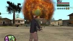 Overdose effects V1.3 для GTA San Andreas