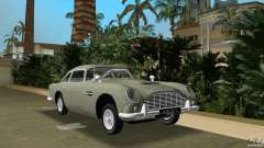 Aston Martin DB5 63-54 (JAMES BOND) для GTA Vice City