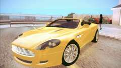 Aston Martin DB9 Volante v.1.0