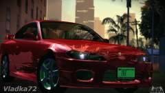 Nissan Silvia s15 tunable