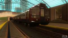 London Metro для GTA San Andreas