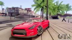 Сompelling ENBSeries для GTA San Andreas