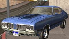Oldsmobile 442 (fixed version) для GTA San Andreas