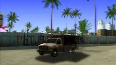 Ford E-350 Ambulance для GTA San Andreas