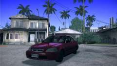 Honda Civic Sedan 1997