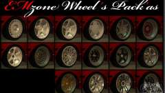 Wheels Pack by EMZone