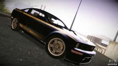 Shelby GT500 Terlingua для GTA San Andreas