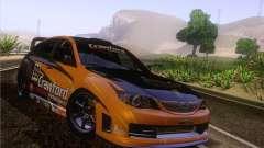 Subaru Impreza WRX STI N14 Gymkhana