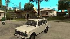"""ВАЗ-2131 """"НИВА"""" для GTA San Andreas"""