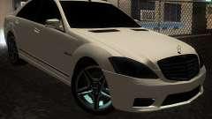 Mercedes-Benz S65 AMG W221 для GTA San Andreas