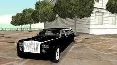 Rolls-Royce Phantom Limousine 2003 с Водителем