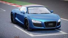 Audi R8 Spyder v2 2010