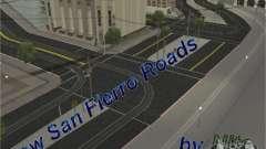 Новые дороги Сан Фиеро