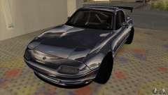 Mazda MX5 Style Drifting