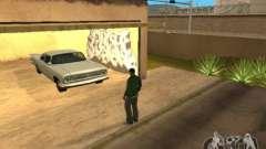 Активация неиспользуемых гаражей для GTA San Andreas