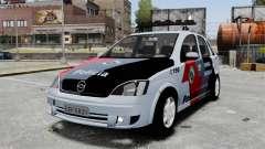 Chevrolet Corsa 2012 PMESP ELS для GTA 4
