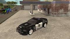 Ford Shelby GT500 2010 Police