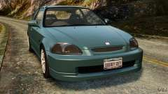 Honda Civic Type R (EK9) для GTA 4