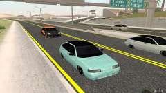 ВАЗ 2112 Light Tuning для GTA San Andreas