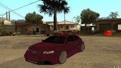Audi A3 Tuned для GTA San Andreas