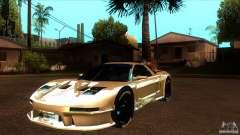 Honda NSX Extreme для GTA San Andreas