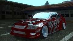 Toyota Altezza Hipermax для GTA San Andreas