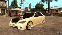 Toyota Altezza RS200 JDM Style для GTA San Andreas