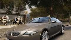 BMW M6 2010 для GTA 4