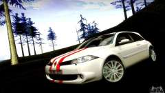 Renault Megane Coupe 2008 TR