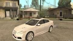 Jaguar XFR для GTA San Andreas