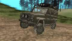 УАЗ-31519 из COD MW2
