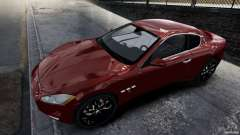 Maserati Gran Turismo 2008 Beta для GTA 4