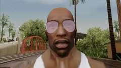 Розовые очки Авиатор